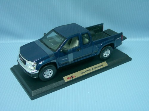 Maisto<br>1:18 GMC CANYON (PICKUP)