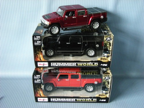 Maisto<br>1:24 AS 2009 HUMMER H3T