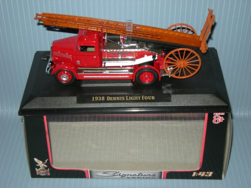 1:43 1938 DENNIS LIGHT FOUR