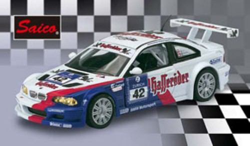 1:32 BMW M3 GTR Rally 2003 - H.Stuck #42