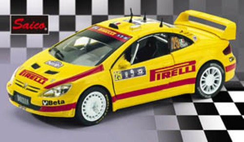 1:32 Peugeot 307 Rally 2006 - Galli #25